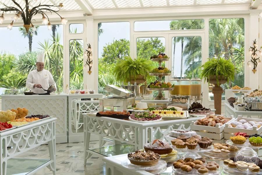 Grand Hotel Royal Desserts