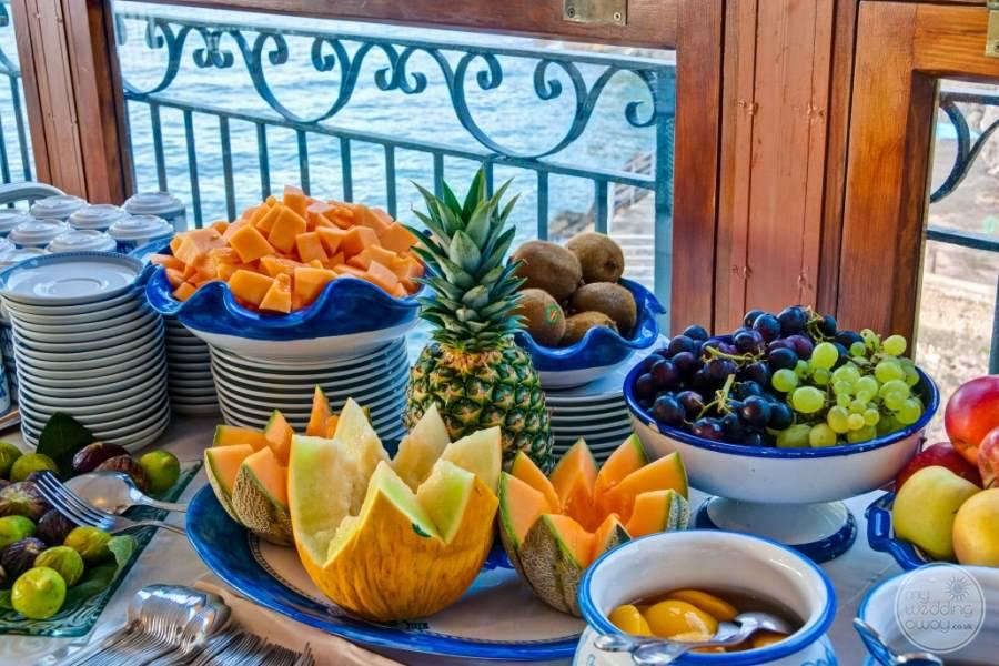 Hotel Marmorata Fresh Fruit
