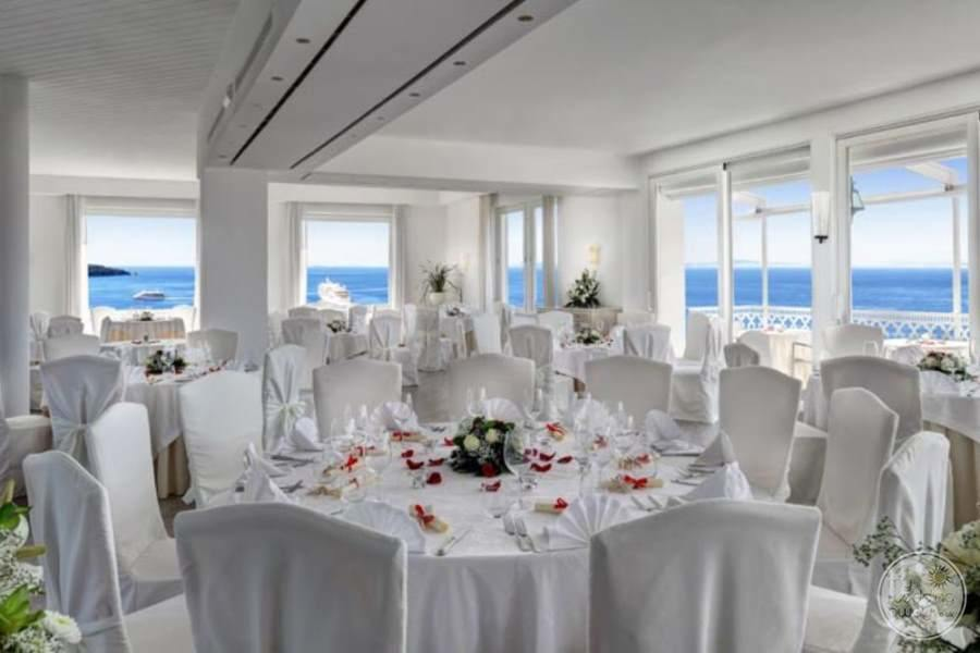 Hotel Mediterraneo Wedding Reception