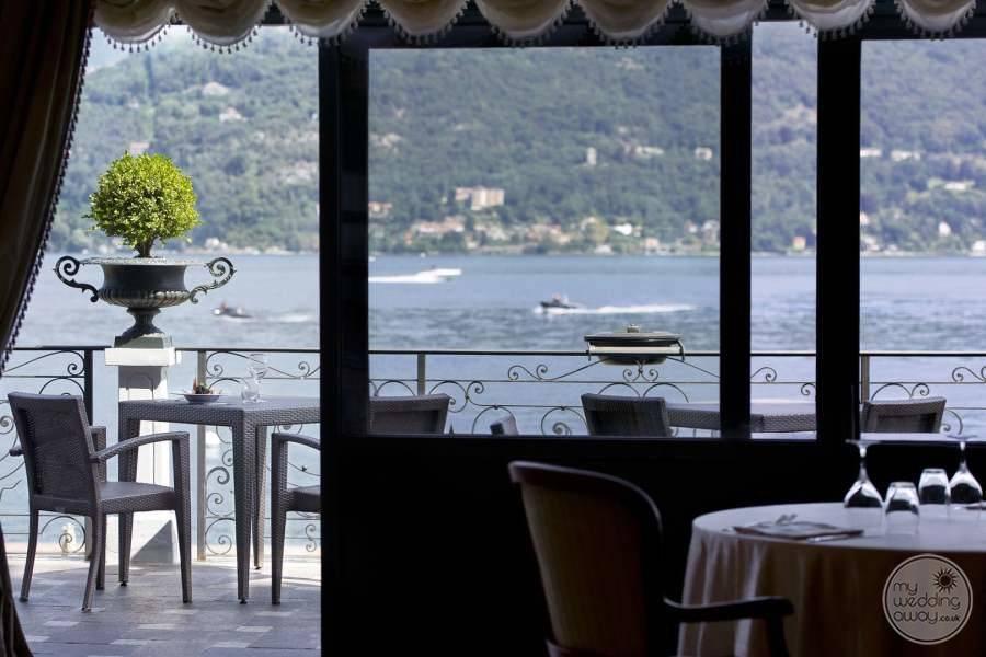 Hotel Splendid Dining View