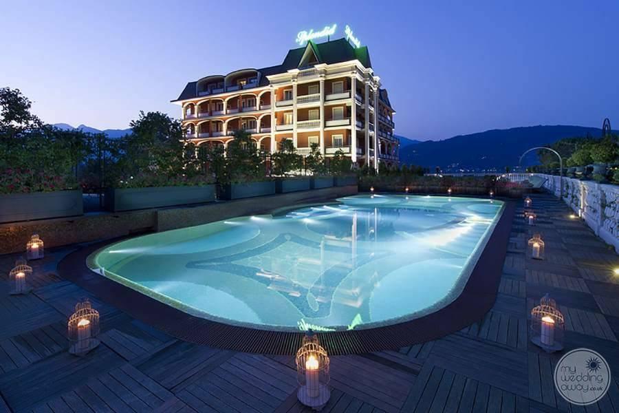 Hotel Splendid Pool