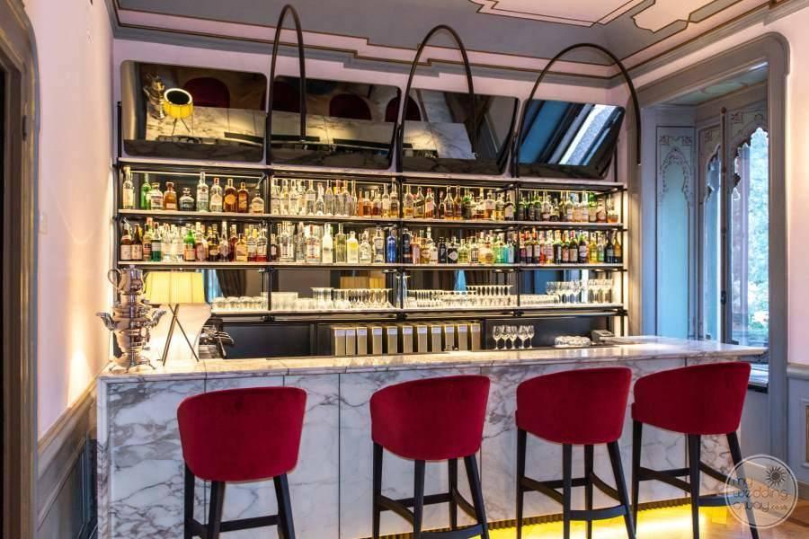 Villa Crespi Bar