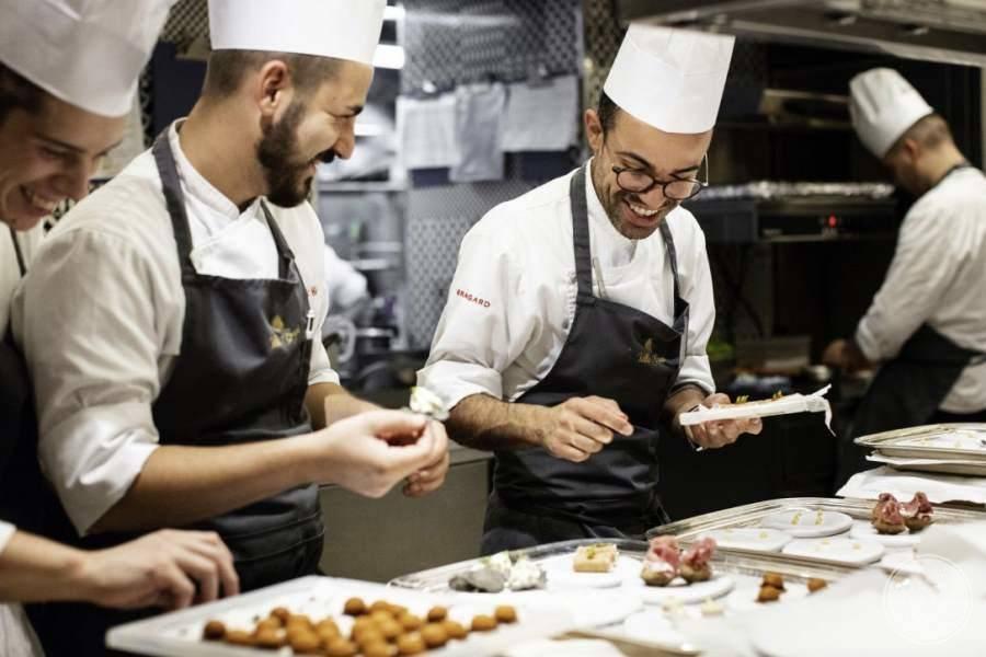 Villa Crespi Chefs
