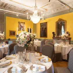 Villa Crespi Wedding Reception