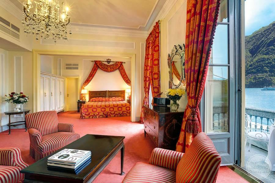 Villa d'Este Room