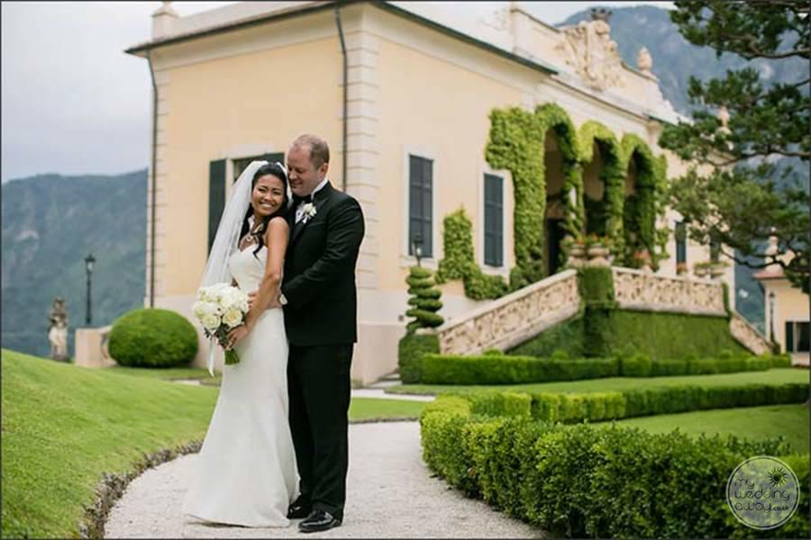 Villa del Balbianello Destination Wedding