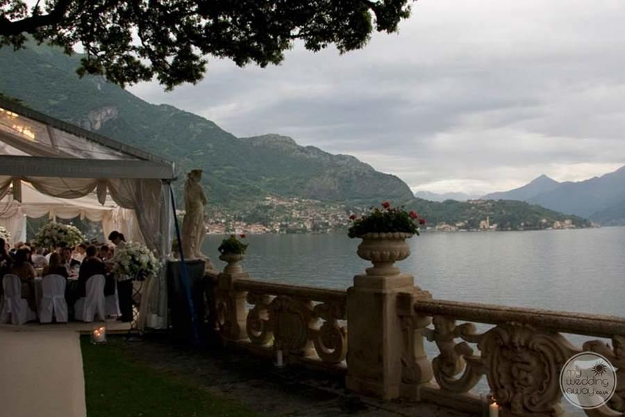 Villa del Balbianello Views
