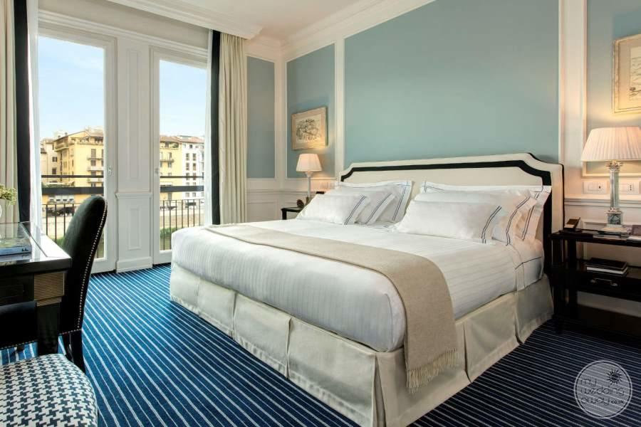 Hotel Lungarno Room