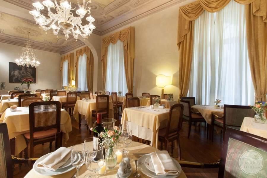 Tornabuoni Beacci Dining Area