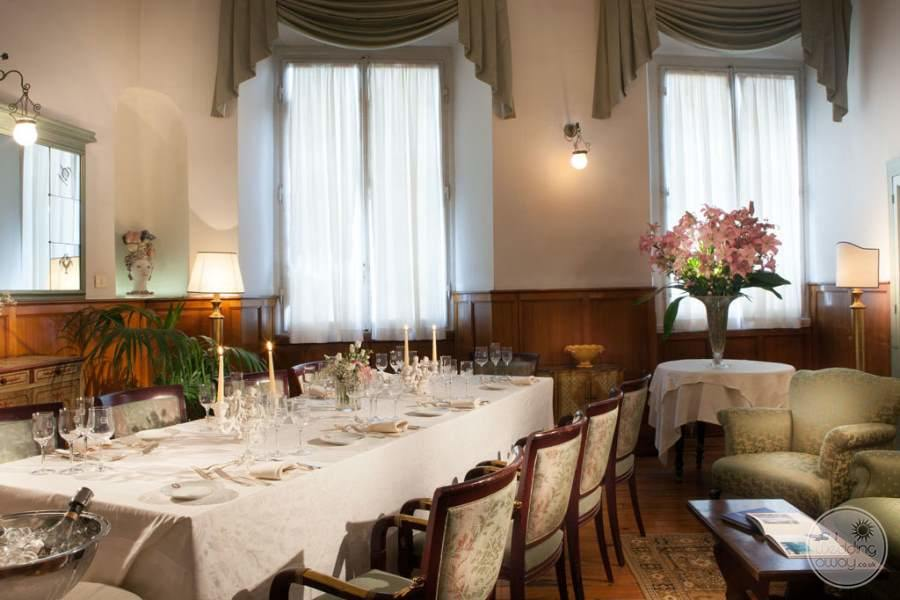 Tornabuoni Beacci Dining Room