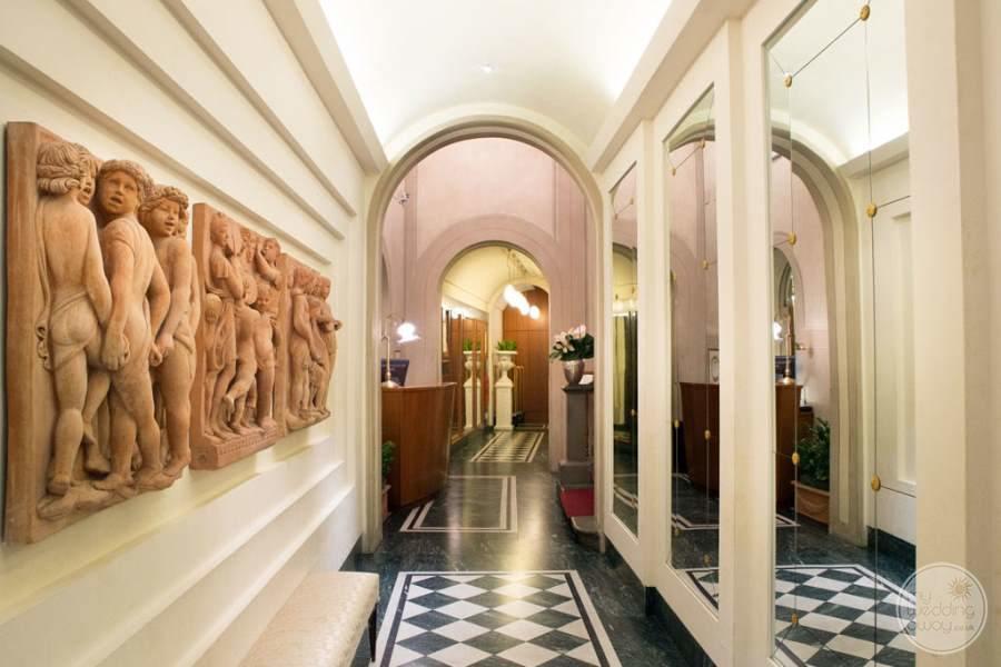 Tornabuoni Beacci Hallway
