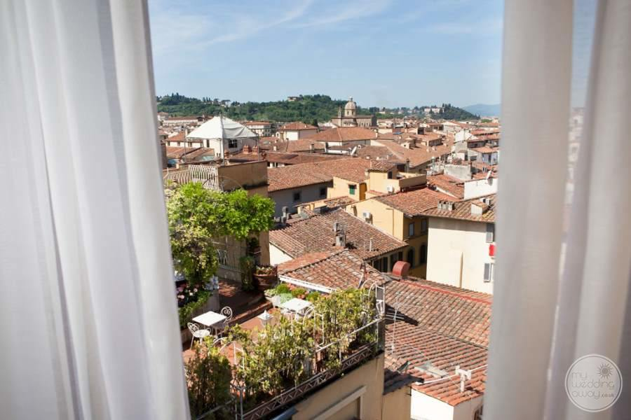 Tornabuoni Beacci View of City