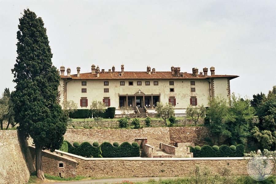 Villa Ferdinanda Exterior View