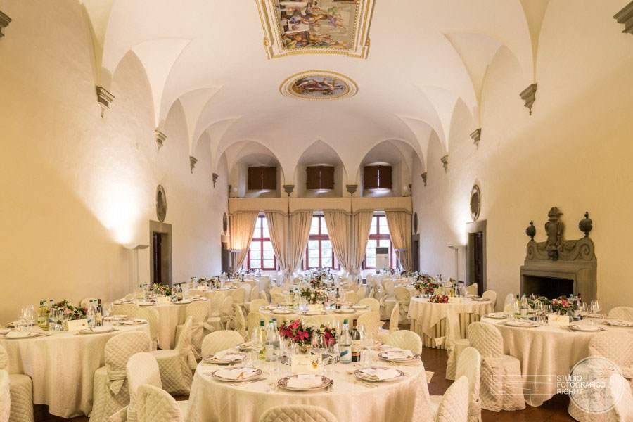 Villa Ferdinanda Indoor Reception