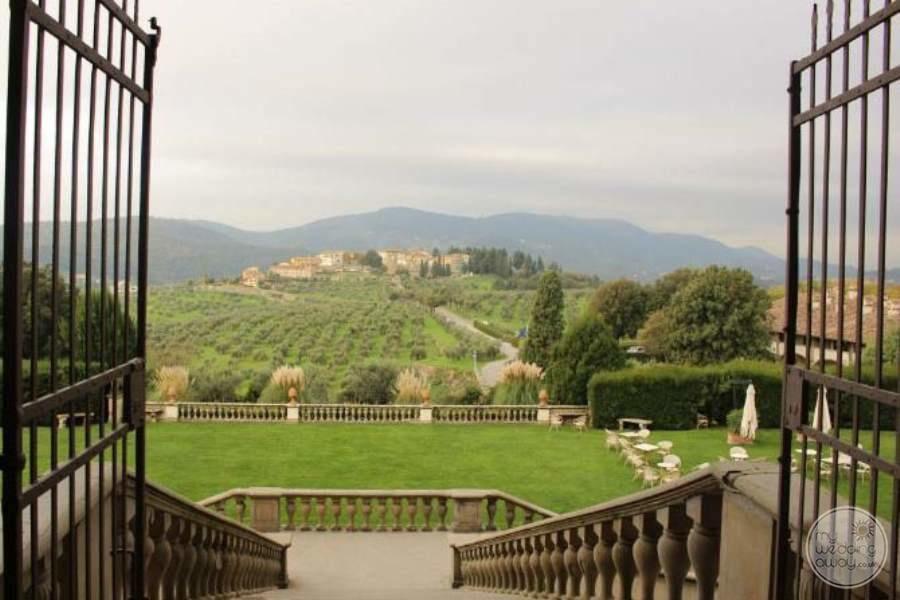 Villa Ferdinanda Views