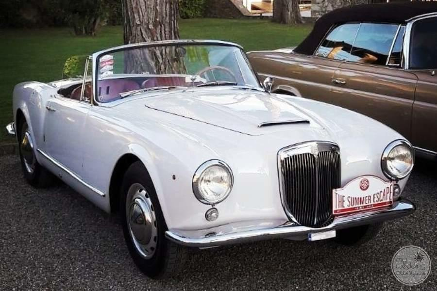 Classic Cars for rent on property