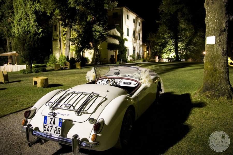 Pieve de Pitti Classic Cars