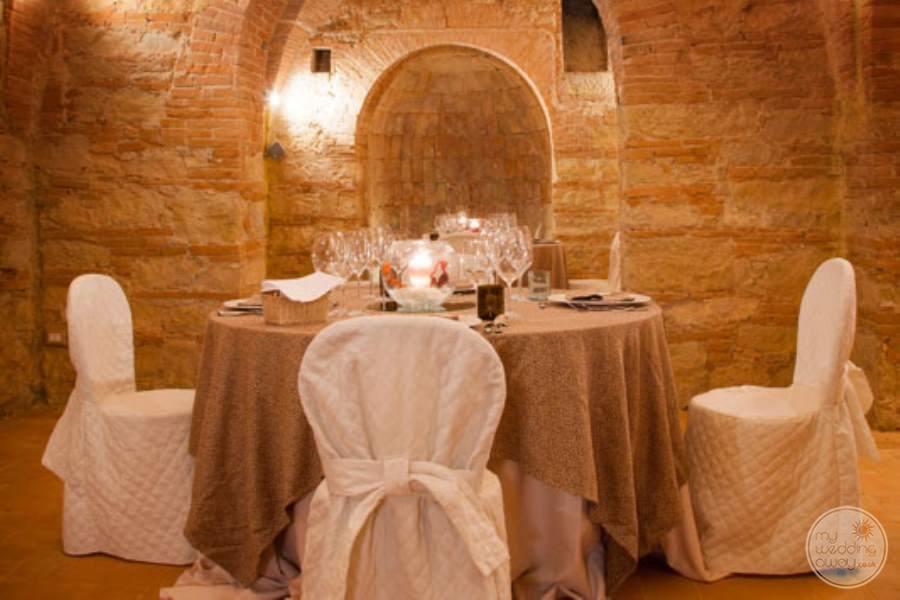 Villa Ricrio Wedding Reception 4