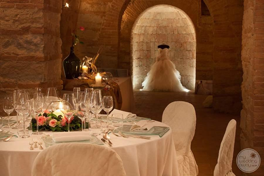 Villa Ricrio Wedding Reception Venue