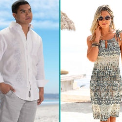 What to wear for a wedding abroad - 2019