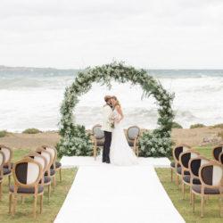 Abaton Island Beach Wedding Venue