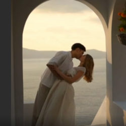 Andronis Luxury Suites Greek Wedding