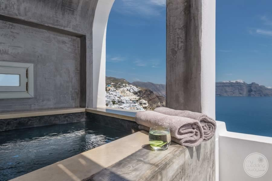 Andronis Luxury Suites Private Jacuzzi
