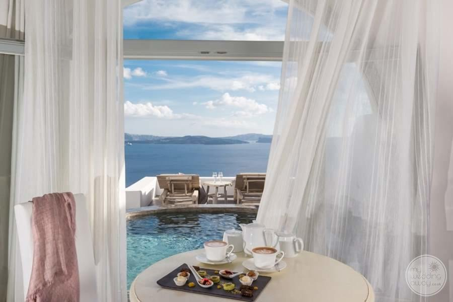 Andronis Luxury Suites Room View