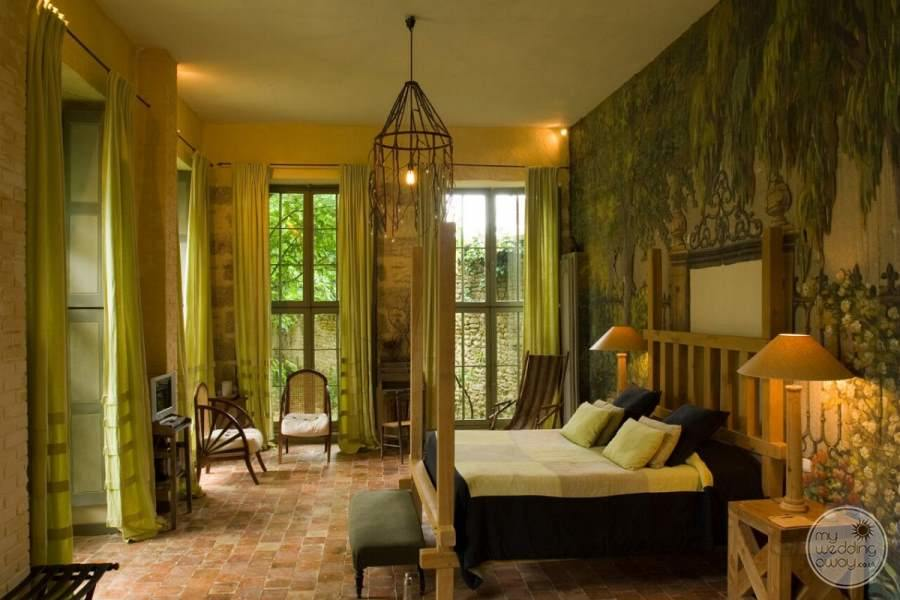 Chateau-Saint-Paterne-Room