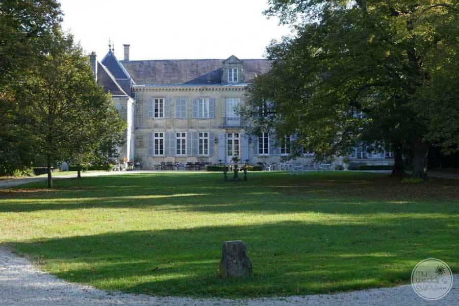 Chateau de Mairy Grounds and Hotel