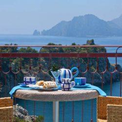 Hotel Delfino Balcony View