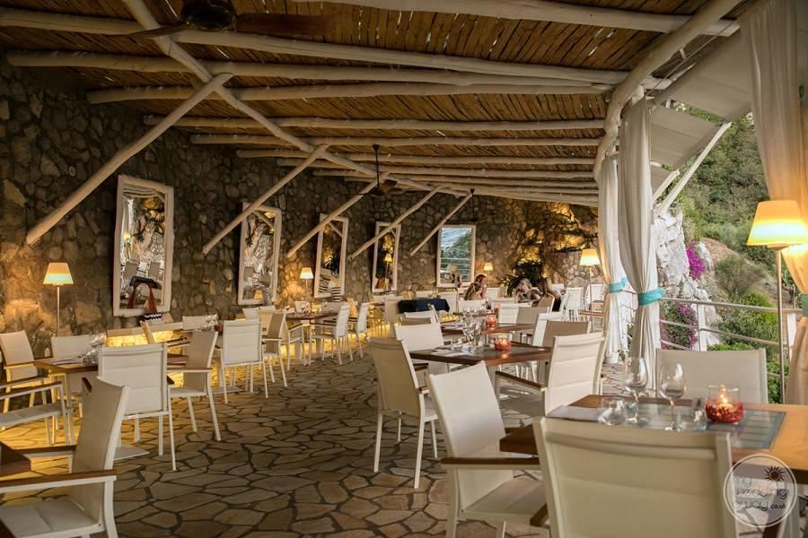 Hotel Delfino Dining