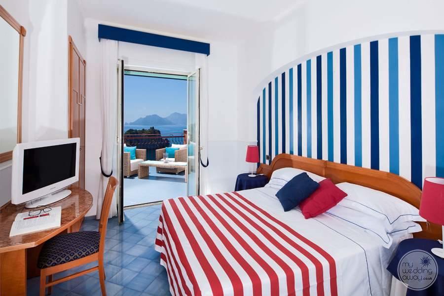 Hotel Delfino Room