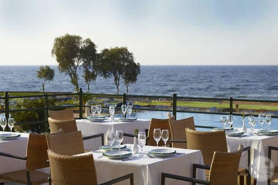 Kalimera Kriti Outdoor Dining