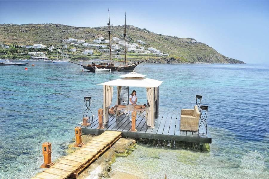 Kivotos Pier Massage