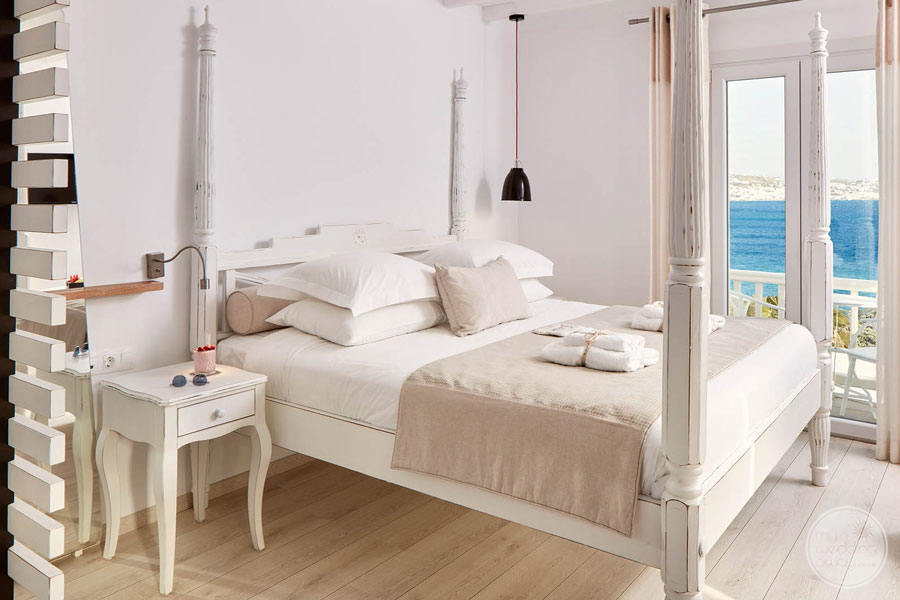 Mykonos Princess Room