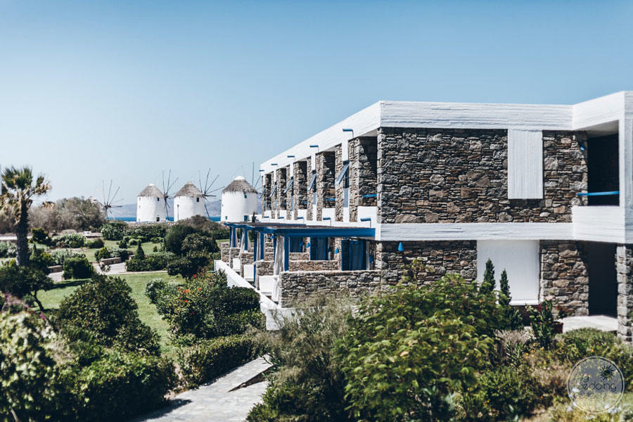 Mykonos Theoxenia Rooms