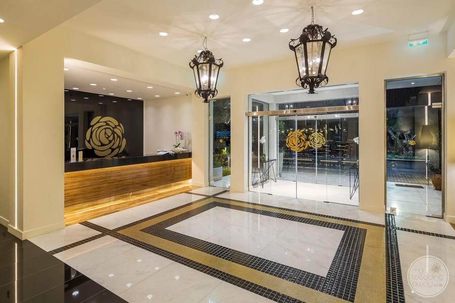 Rodostamo Hotel and Spa Lobby