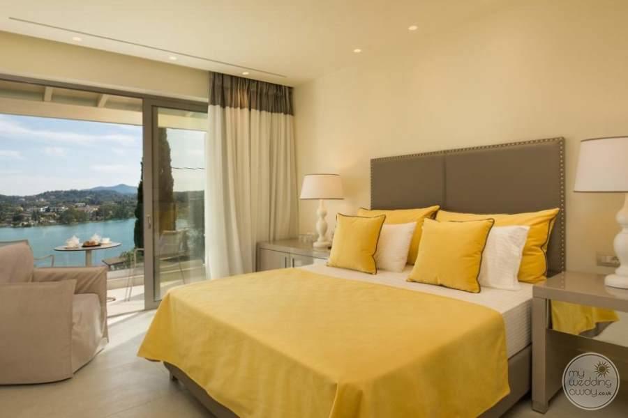 Rodostamo Hotel and Spa Room