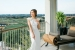 Anantara-Vilamoura-Bride-on terrace-overlooking-golf- course