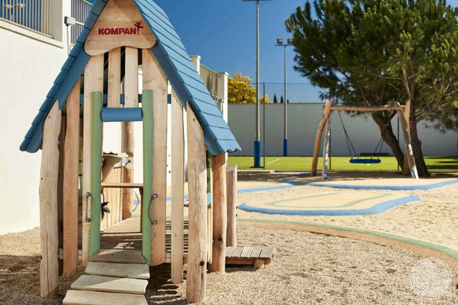 Anantara Vilamoura childrens play area