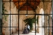 Forte-Da-Cruz-Wedding-couple-inside-palace-brick-walls