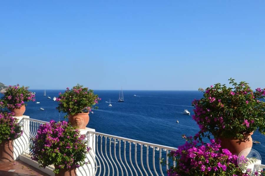 Hotel Marincanto Positano Balcony View