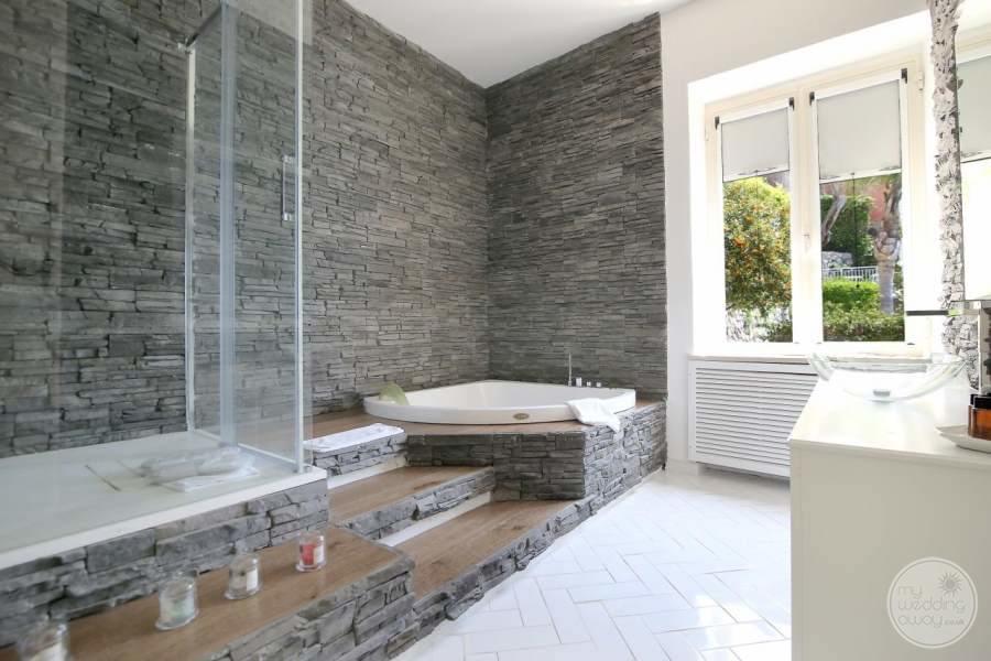 Hotel Marincanto Positano Bath