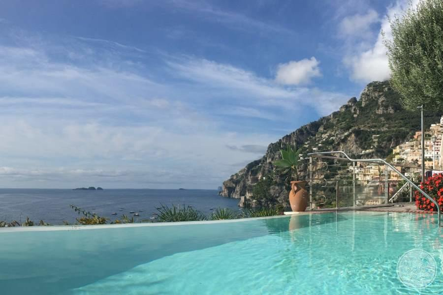 Hotel Marincanto Positano Infinity Pool
