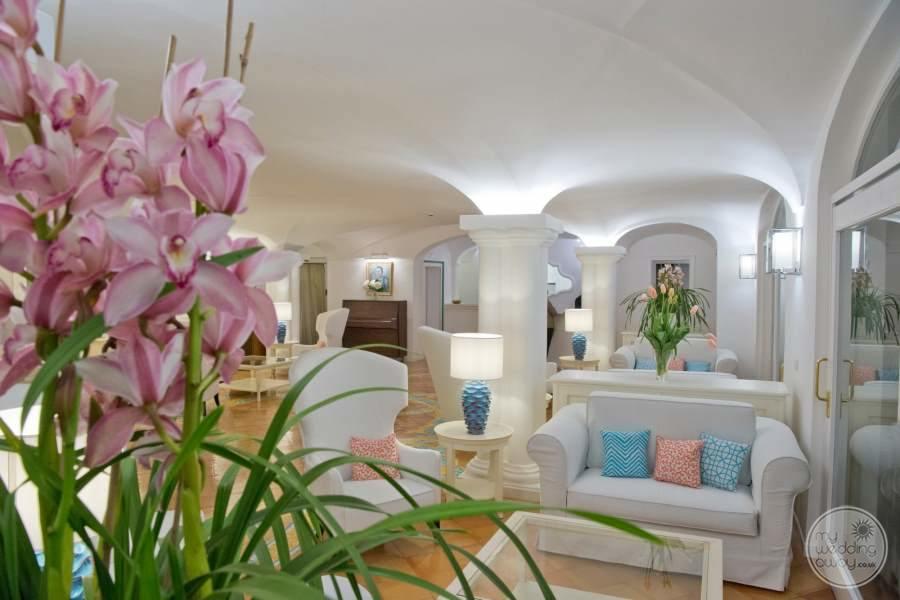 Hotel Marincanto Positano Lounge