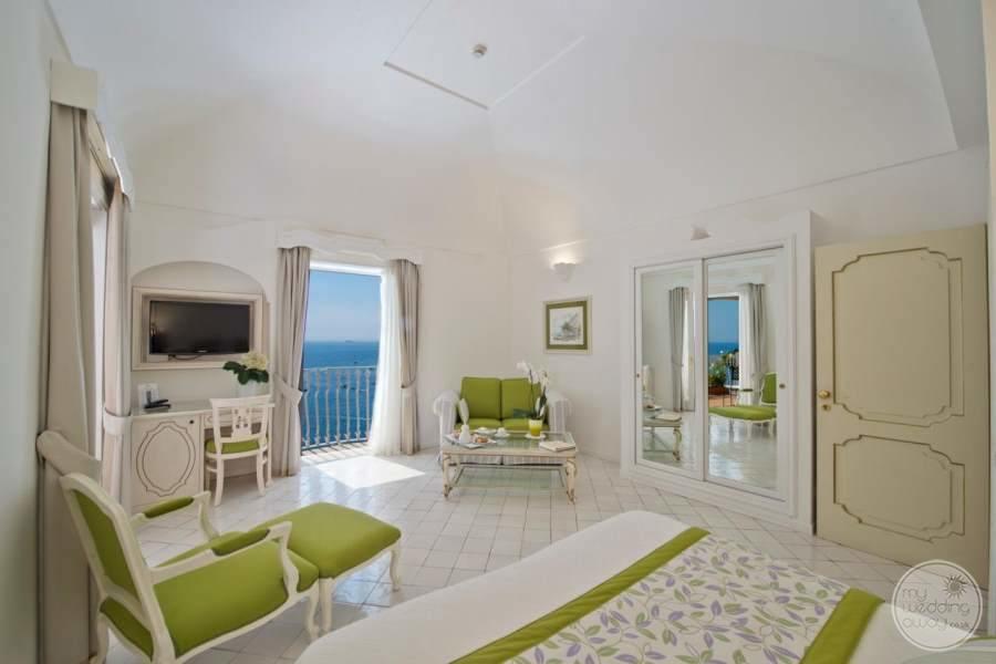 Hotel Marincanto Positano Luxury Room