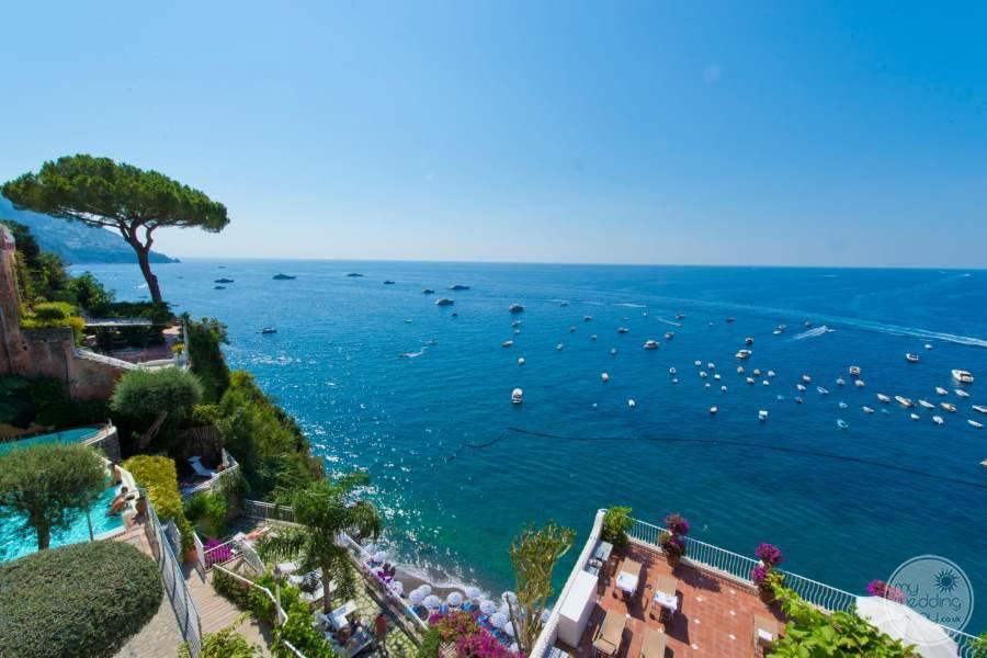 Hotel Marincanto Positano Ocean View