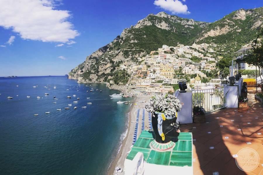 Hotel Marincanto Positano Ocean Views