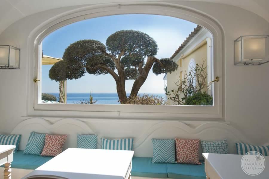 Hotel Marincanto Positano Room View